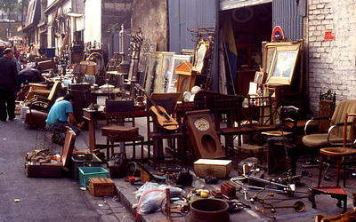 Flea Markets in Paris