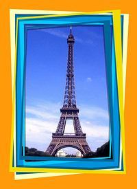 Tourist Guide Paris: sightseeing and informations about Paris e.g. the Tour Eiffel